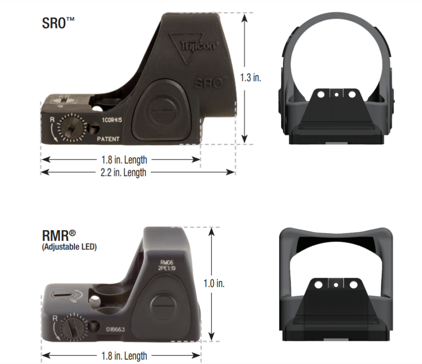 trijicon sro specialized reflex optic sro red dot best pistol slide optic red dot for your glock 19 slide cut a1.png