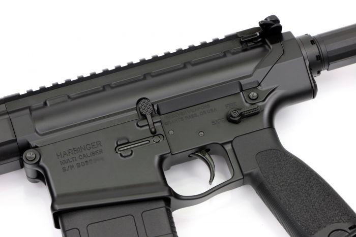 v seven weapon systems 308 harbinger rifle ar10 .308 7.62x51 sniper 4