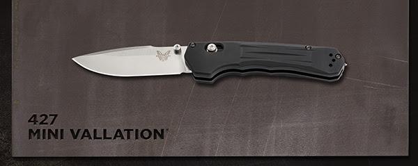 benchmade knife company benchmade knives 427 mini vallation knife pocket knife for edc 1