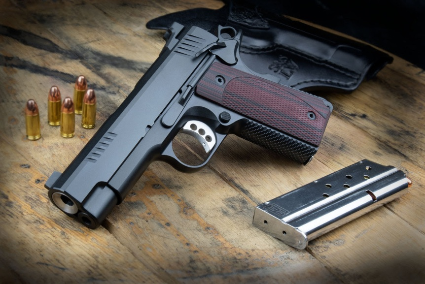 ed brown evo-cc09lw pistol 1911 9mm thinest carry pistol 1911 chambered in 9mm  1.jpg