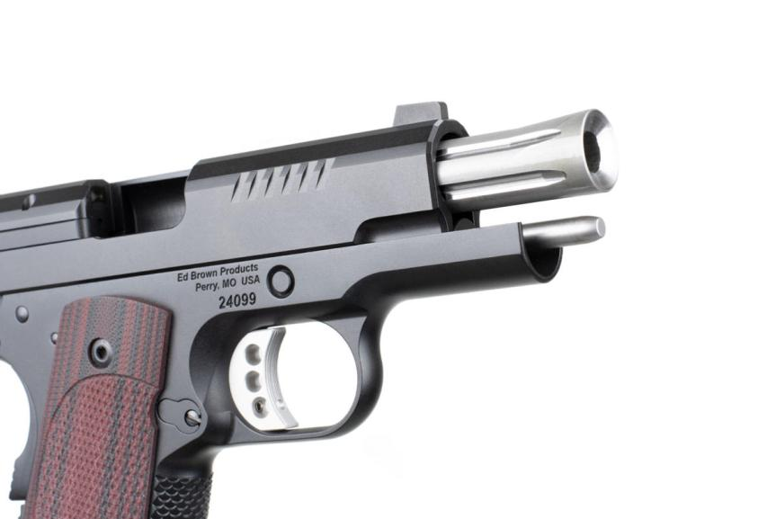 ed brown evo-cc09lw pistol 1911 9mm thinest carry pistol 1911 chambered in 9mm 5