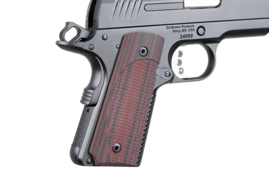 ed brown evo-cc09lw pistol 1911 9mm thinest carry pistol 1911 chambered in 9mm 6