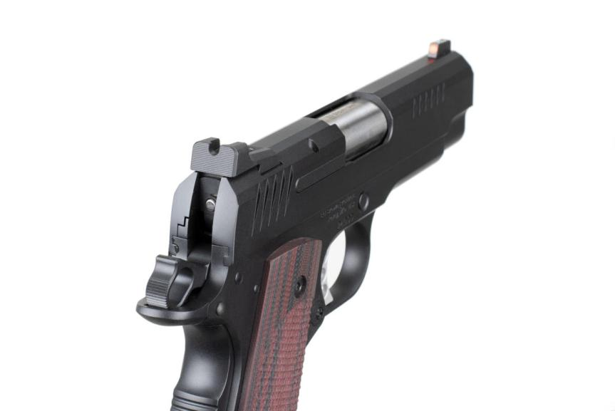 ed brown evo-cc09lw pistol 1911 9mm thinest carry pistol 1911 chambered in 9mm 7
