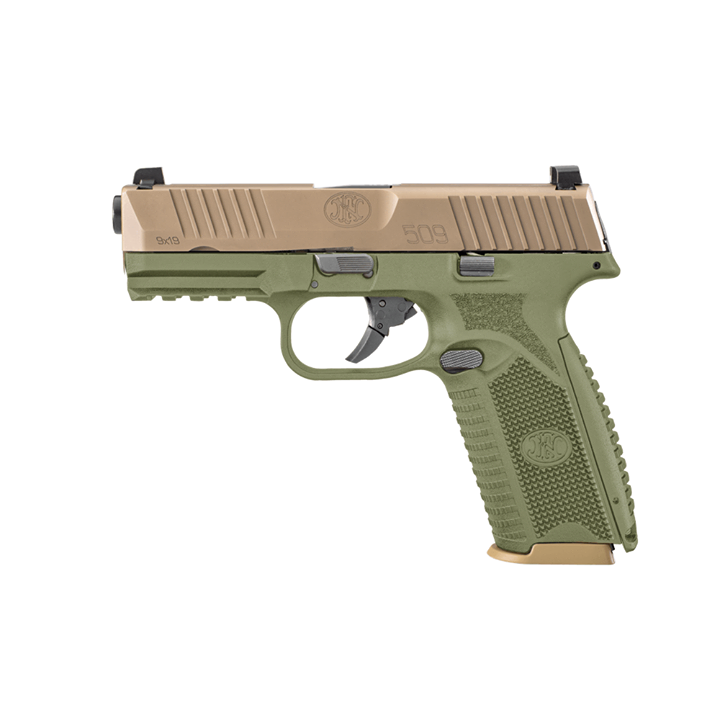 fn america fn 509 tactical in fde with tan slide bill hicks exclusive guns in 9mm 2.png