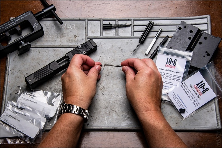 GREY GHOST PRECISION ADDS NEW GLOCK SLIDE COMPLETION KITS