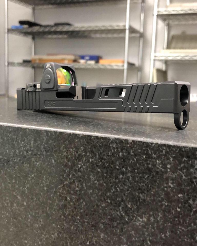 rocket city stippling saturn 4 2.0 custom glock slides rmr cut glock slide stippling glock custom pistols in 9mm  2.jpg