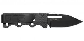 sog knives ultra C-TI blackout knife folding knife ultra light blade for carry