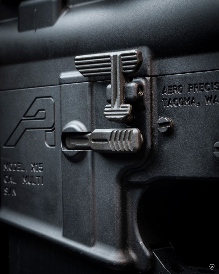 STRIKE INDUSTRIES DEBUTS NEW AR15 AMBI MAGAZINE RELEASE!!!