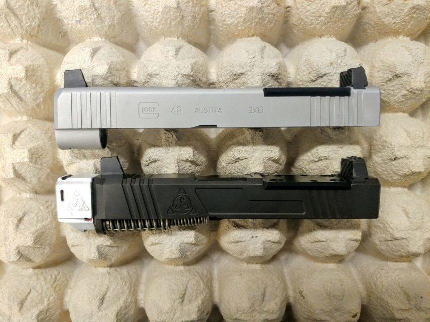 suarez international glock 43 compensator for the 43x glock 48 comp 9mm compensator for conceal carry  2.jpg