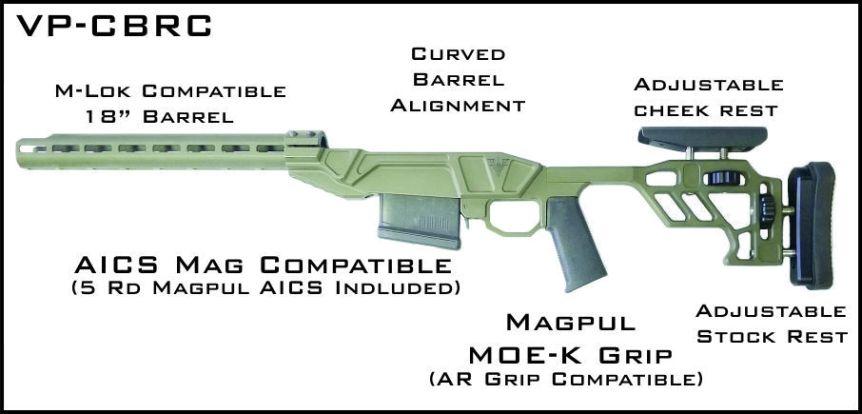 vendetta precision vp-cbrc savage la rifle chassis kit for savage 110 sniper kit.  3.jpg