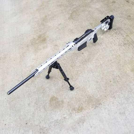 vendetta precision vp-cbrc savage la rifle chassis kit for savage 110 sniper kit