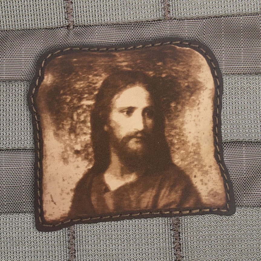 violent little machine shop jesus toast morale patch for your edc gear  1.jpg
