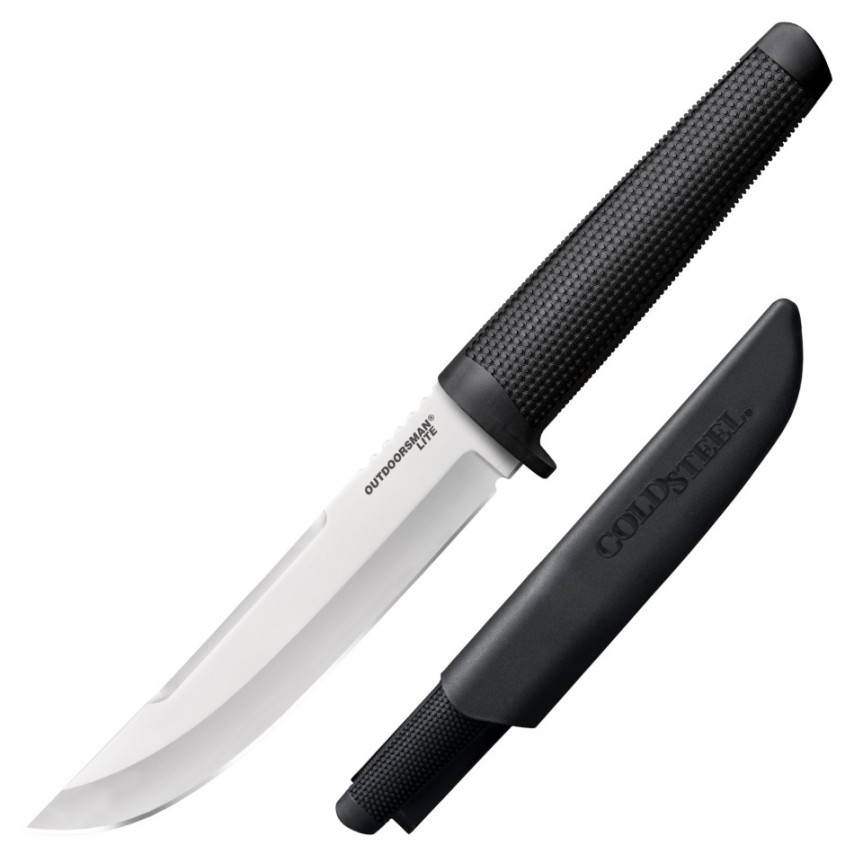 cold steel 20phl outdoorsman lite fixed blade knife full tang knives 2