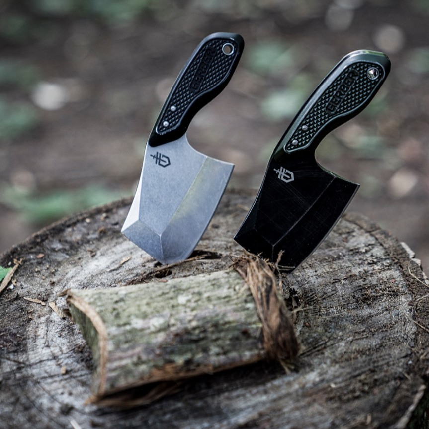 gerber gear tri tip mini cleaver for edc mini cleaver  1.jpg