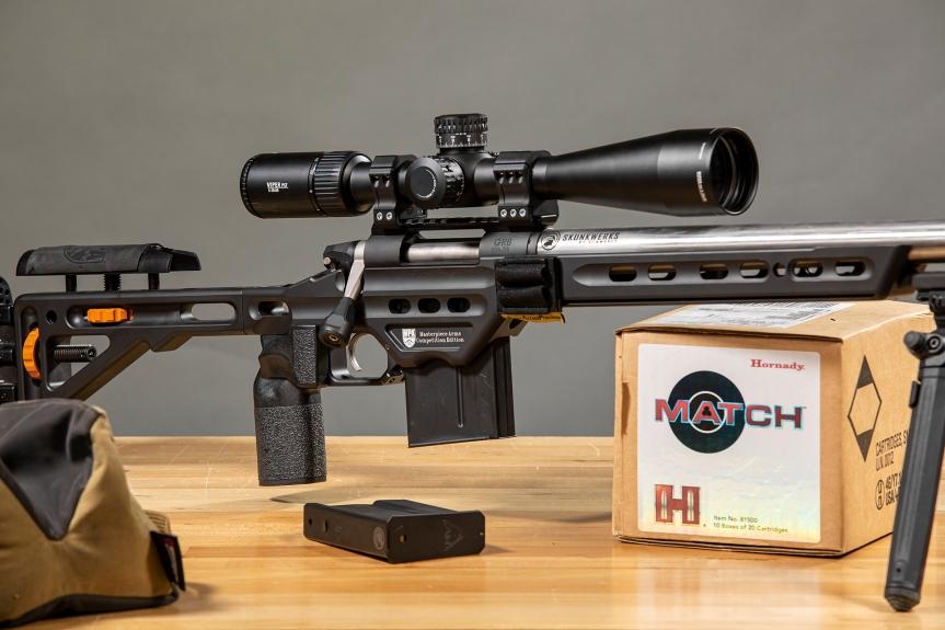 gunwerks skunkerks firestarter rifle system 6mm creedmoor sniper rifle creedmoor long range 5
