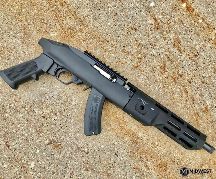 midwest industries ruger 1022 takedown mlok handguards for backpack gun 22lr mlok  2.jpg