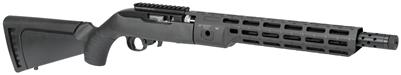 midwest industries ruger 1022 takedown mlok handguards for backpack gun 22lr mlok 5