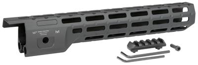 midwest industries ruger 1022 takedown mlok handguards for backpack gun 22lr mlok