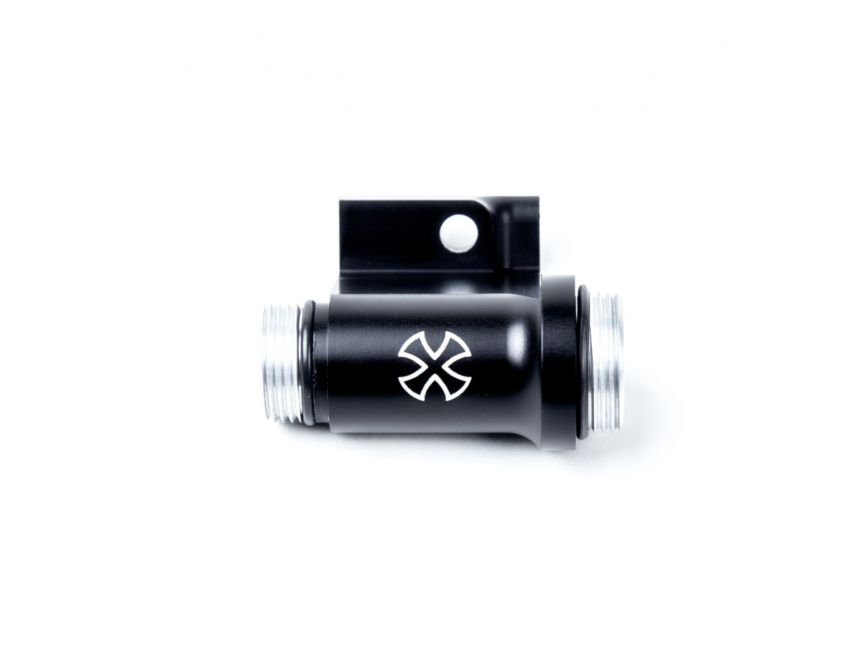 noveske peq15 laser light mounts directly to the PEQ super tight to rail surefire light 1.jpg