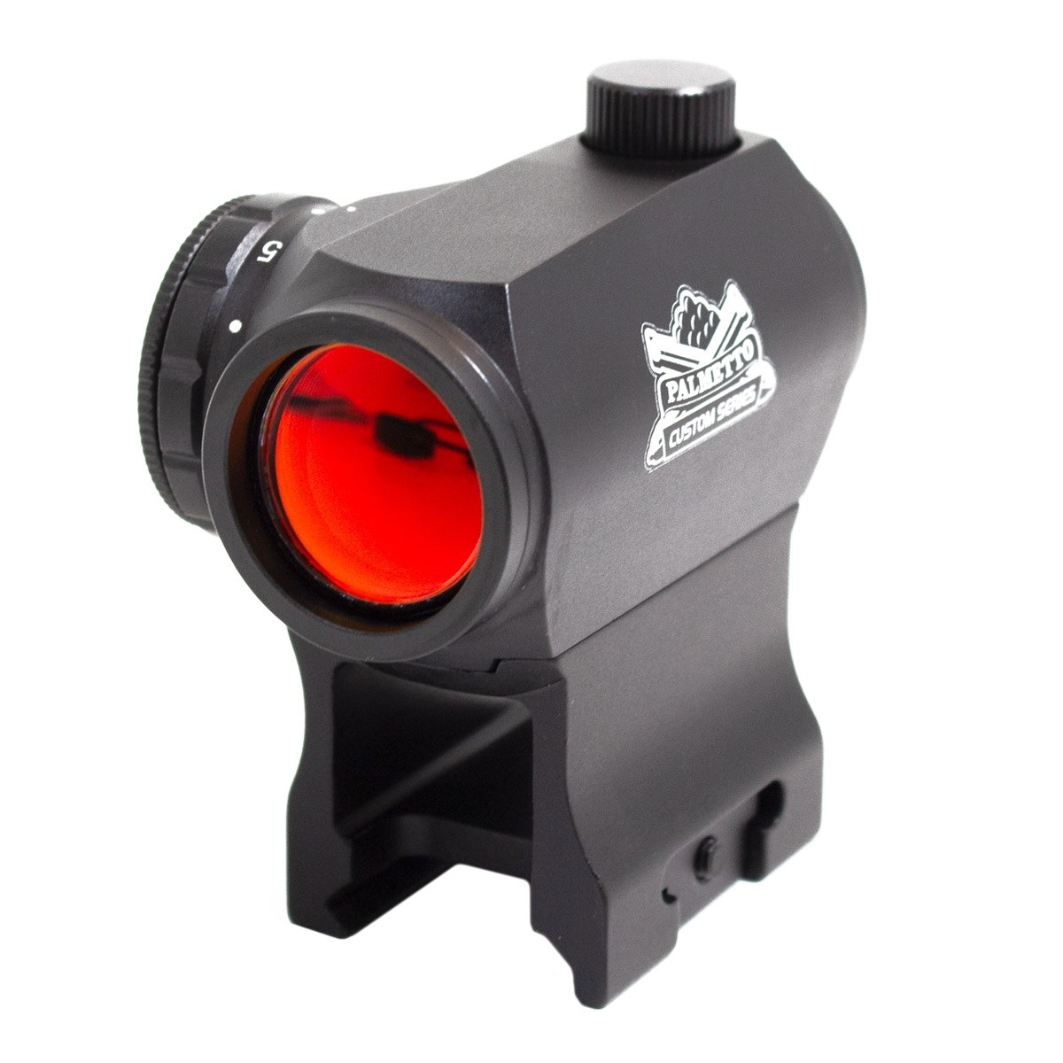 PALMETTO STATE ARMORY INTRODUCES THEIR OWN CUSTOM 2 MOA RED DOT OPTIC!!