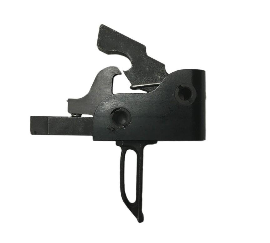 palmetto state armory PSA CUSTOM AR 3.5 LBS. MATCH GRADE SINGLE-STAGE DROP-IN TRIGGER, FLAT - 116055 ar15 replacement trigger flat trigger pinch your finger 2