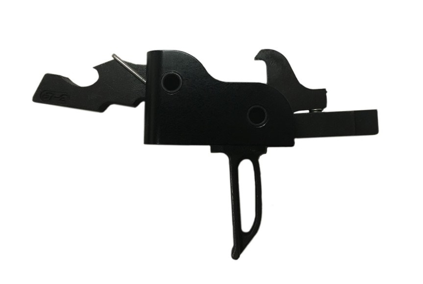 palmetto state armory PSA CUSTOM AR 3.5 LBS. MATCH GRADE SINGLE-STAGE DROP-IN TRIGGER, FLAT - 116055 ar15 replacement trigger flat trigger pinch your finger  3.jpg