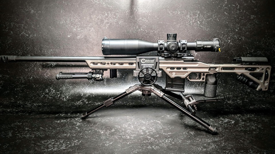 PRIMARY ARMS DEBUTS THE PLATINUM SERIES 6-30x56MM FFP RIFLE SCOPE W/ ATHENA BPR MIL RETICLE!!