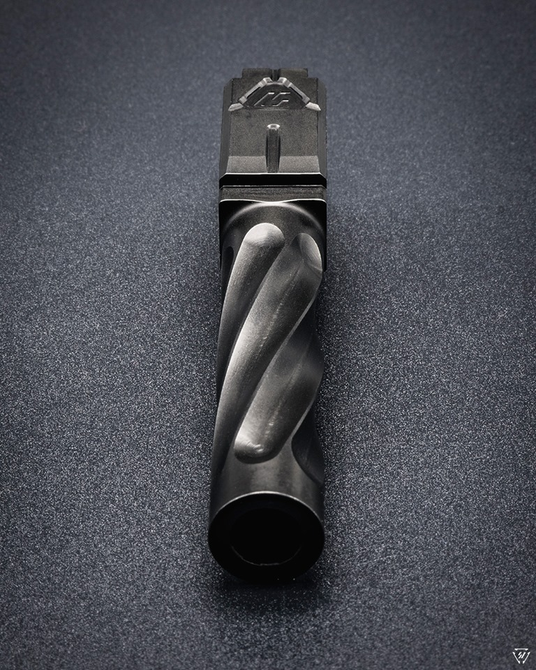 strike industries ARK g19 glock barrels spiral fluted glock pistol barrels 3.jpg