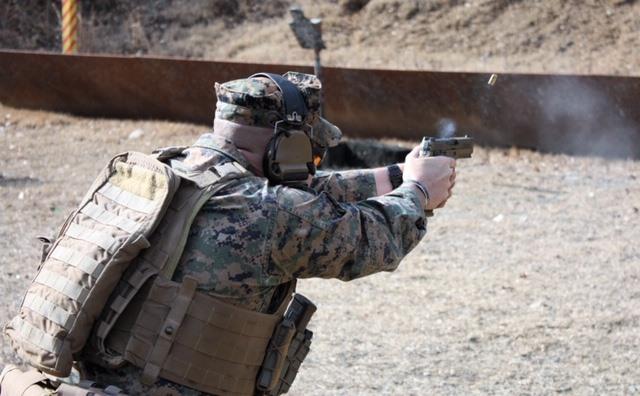 U.S. Marine Corps Adoption of M18 Underscores Success of SIG SAUER Modular Handgun System Program 1
