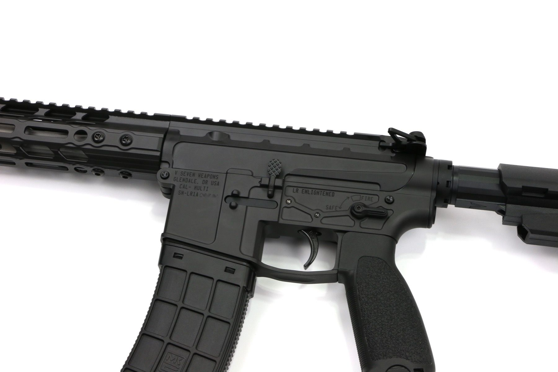 V SEVEN WEAPON SYSTEMS ADDS NEW 10 25″ LR ENLIGHTENED 300