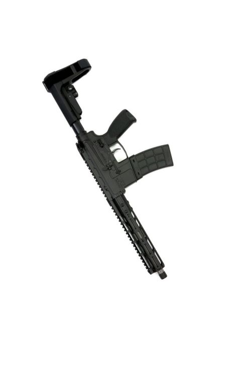 v seven weapon systems 10.25 lr enlightended 300 blackout pistol ar15 chambered in 300 blackout for hunting