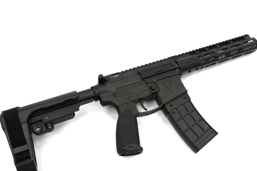 v seven weapon systems 10.25 lr enlightended 300 blackout pistol ar15 chambered in 300 blackout for hunting  5.jpeg