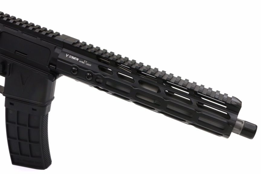 v seven weapon systems 10.25 lr enlightended 300 blackout pistol ar15 chambered in 300 blackout for hunting  6.jpeg
