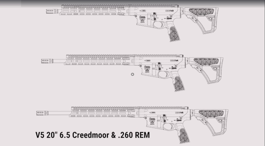 daniel defense dd5 v3 rifles ar10 platform v4 rifle sr25 magazines for 6.5 creedmoor dd5 v5 rifle dmr  2.jpg