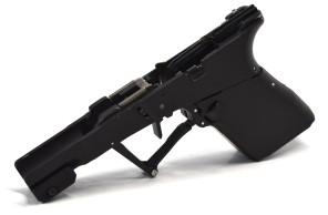 full conceal m3dal frame folding glock in your pocket problem solva billet aluminum glock frame