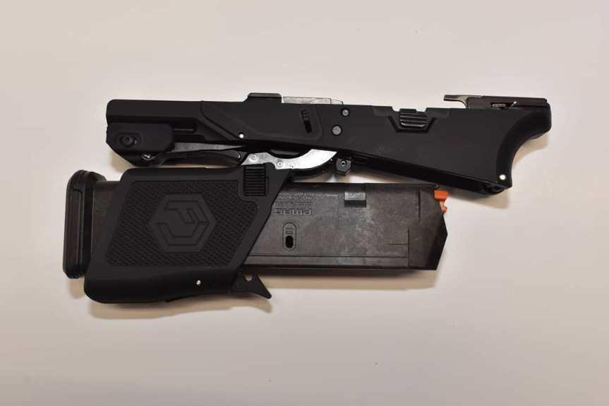 full conceal m3dal frame folding glock in your pocket problem solva billet aluminum glock frame a.jpg