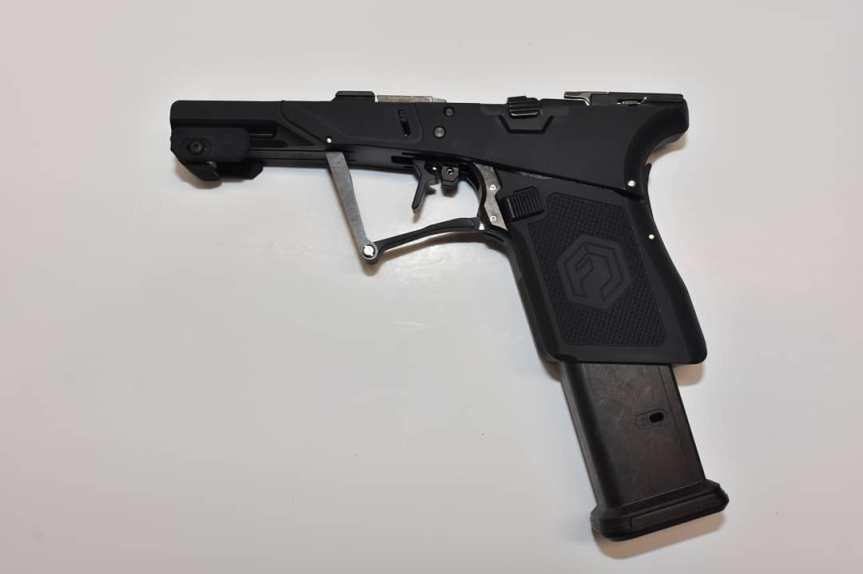 full conceal m3dal frame folding glock in your pocket problem solva billet aluminum glock frame aaa.jpg