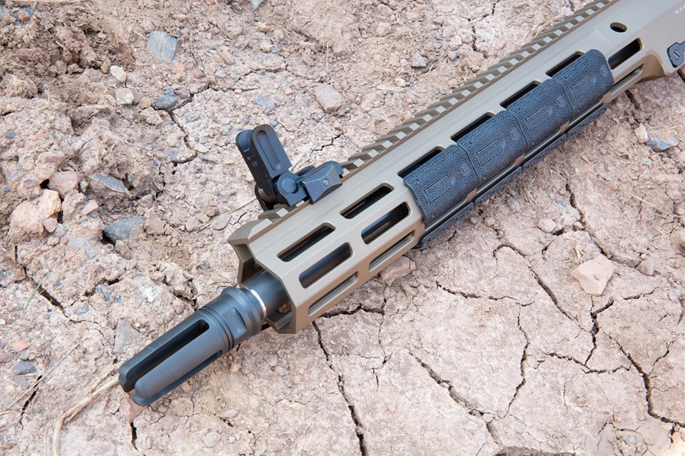 GEISSELE AUTOMATICS ROLLS OUT M-LOK RAIL PANELS IN BLACK!