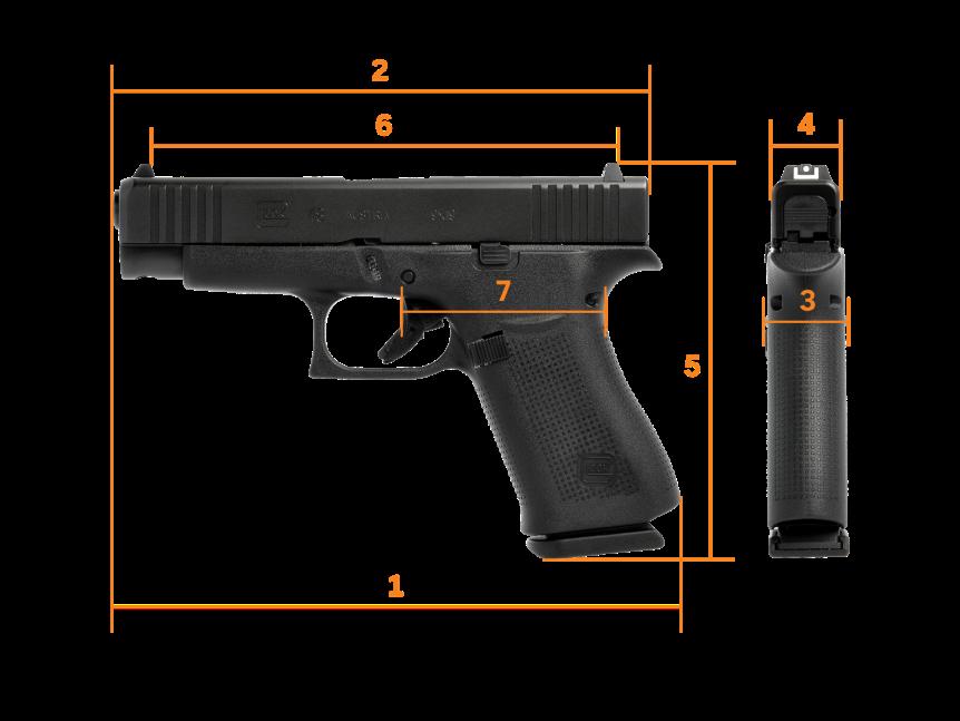 glock G43x black slide g48 black slide 9mm glock pistol  2.png
