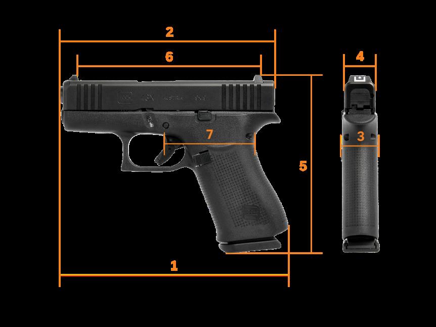 glock G43x black slide g48 black slide 9mm glock pistol  3.png