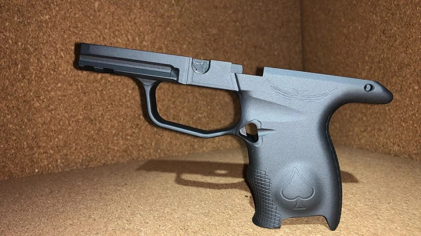 ICARUS PRECISION DEBUTS NEW SIG P365 ACE 365 GRIP FRAMES