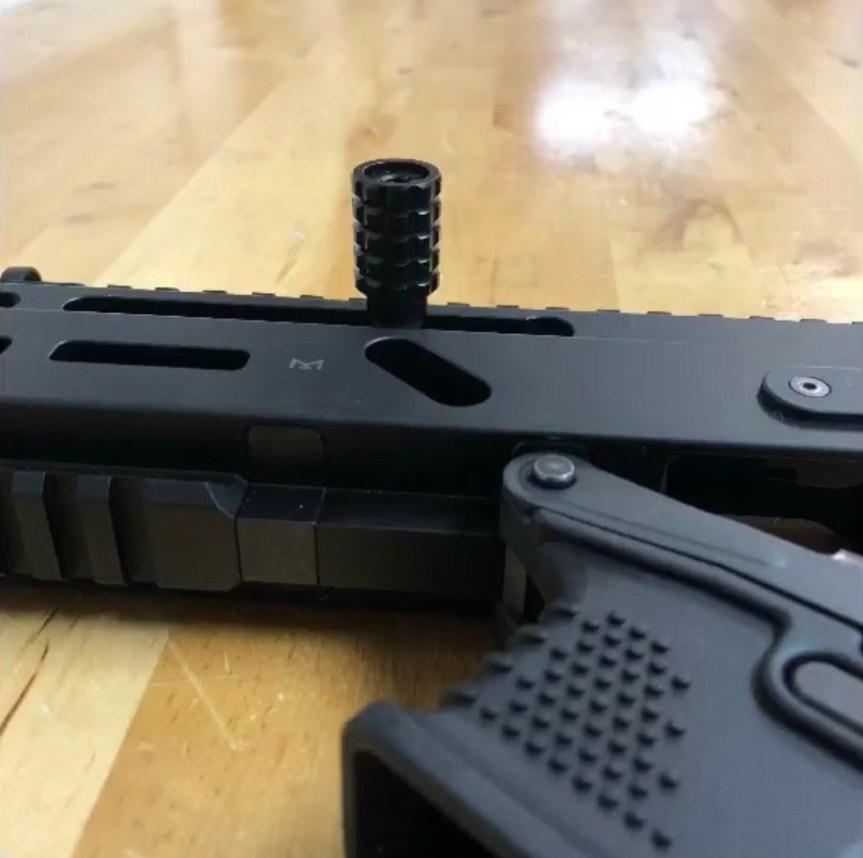 kns precision kns enhanced stribog charging handle 9mm sub gun pistol caliber carbine pcc  3.jpg