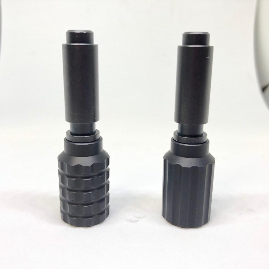 kns precision kns enhanced stribog charging handle 9mm sub gun pistol caliber carbine pcc 4