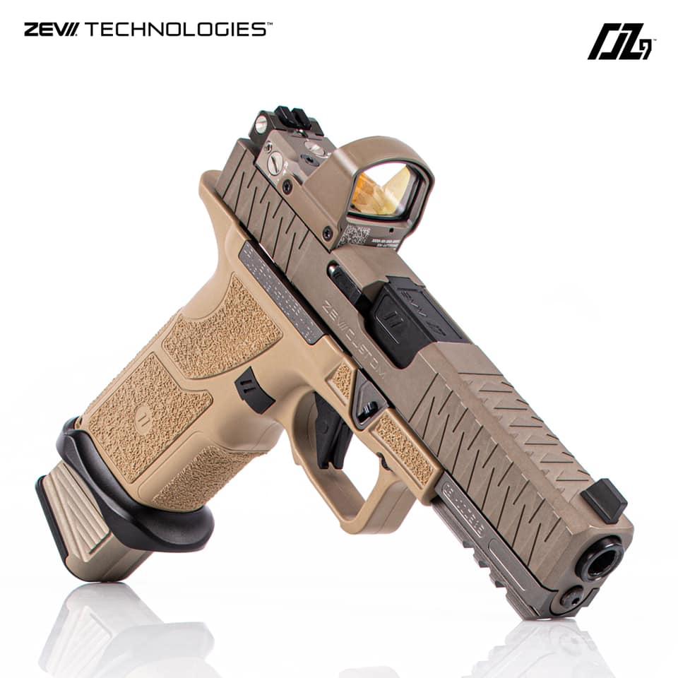 ZEV TECHNOLOGIES ROLLS OUT NEW O.Z-9 MODULAR BUILD KITS!!
