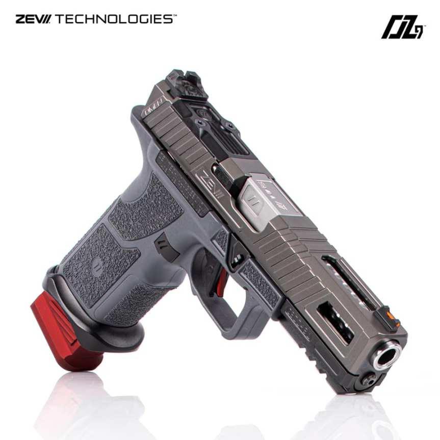 zev technologies 0.z-9 modular build kits mbk modular glock 3