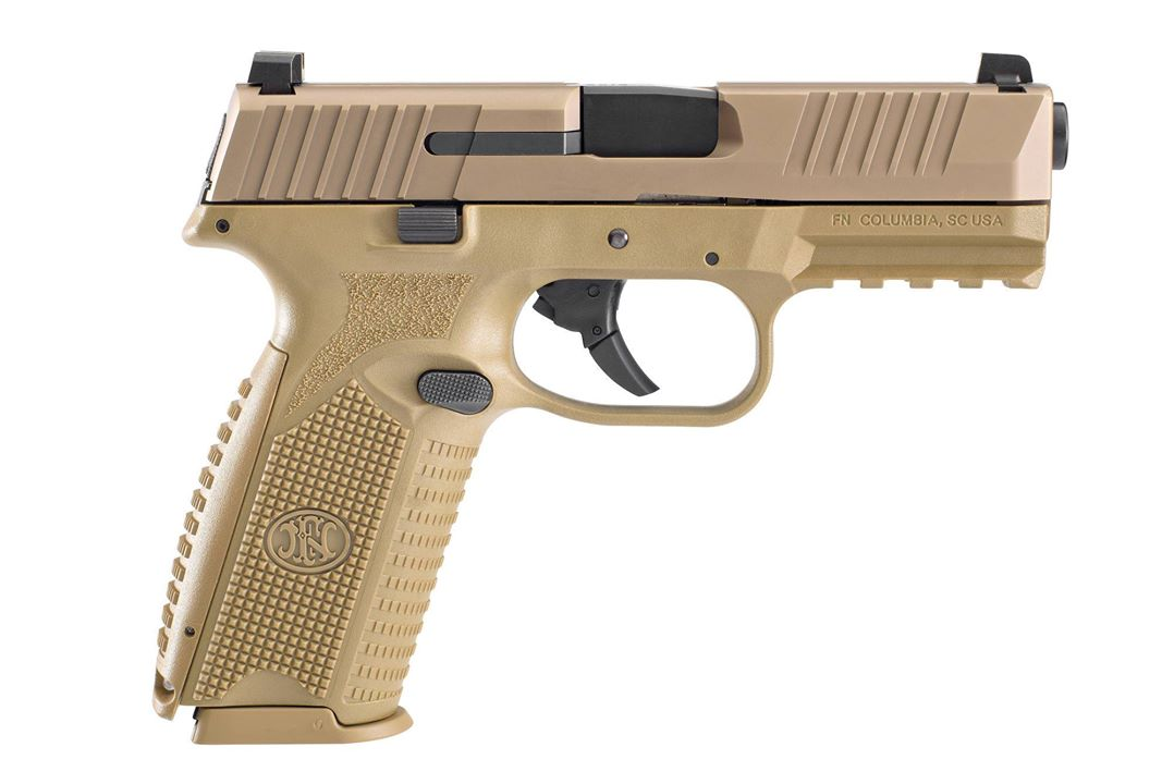 FN ADDS NEW FN 509 FULL FDE MODEL!!