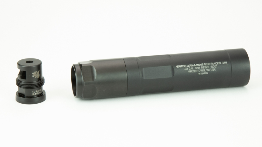 griffin armament resistancce 22m modular rimfire suppressor 22lr silencer 4.jpg