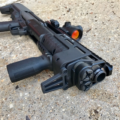 midwest industries keltec ksg mlok mount handstop for the ksg shooting off your hand with ksg. MI-KSG-MM MI-KSG-MM 1