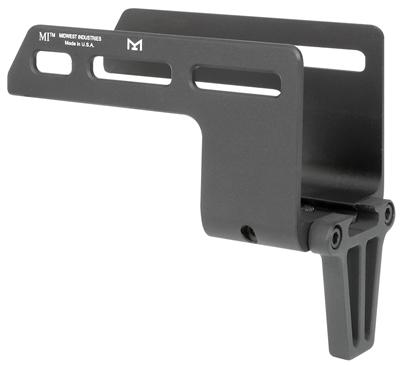 midwest industries keltec ksg mlok mount handstop for the ksg shooting off your hand with ksg. MI-KSG-MM MI-KSG-MM 4