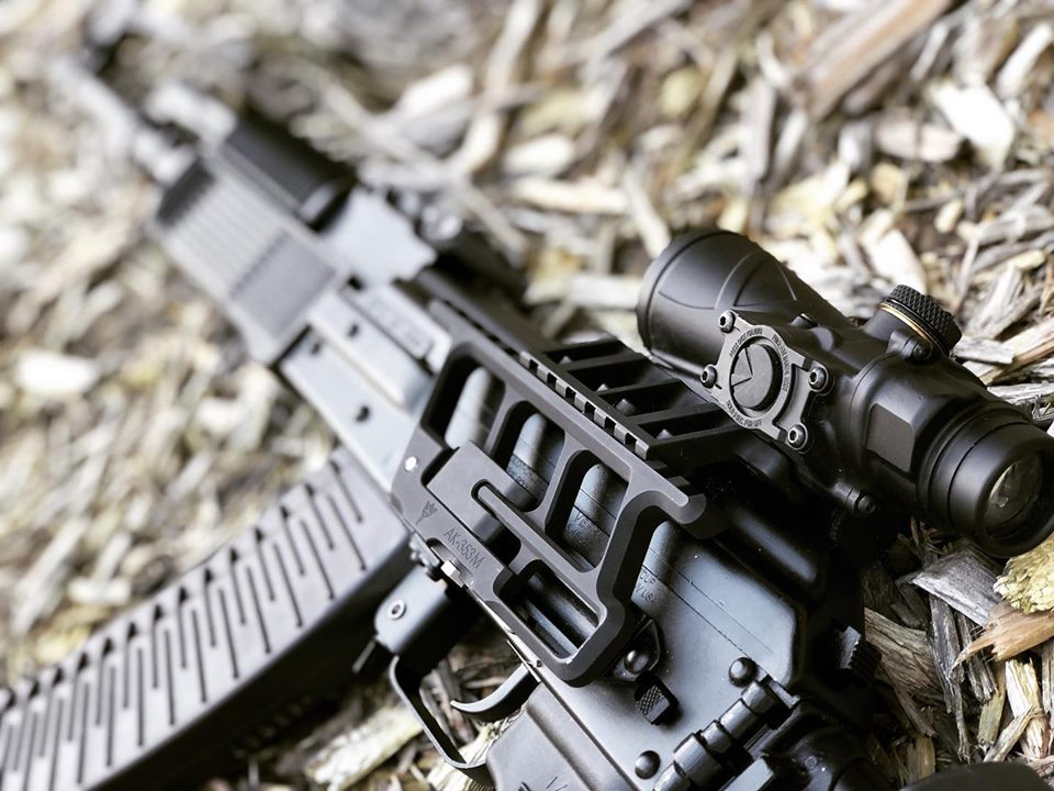 RS REGULATE DEBUTS THEIR FIRST VEPR SPECIFIC LOWER THE AK-353M!!!